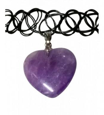 Most Comfortable Purple Heart Choker