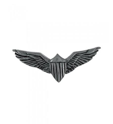 Pilot Wings Lapel Pin Count