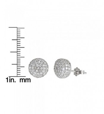 Women's Ball Earrings