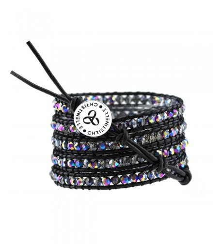 CHRISTINELLE Handmade Bracelet Bracelets Crystals