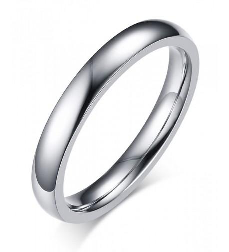 Stainless Steel Plain Wedding Women