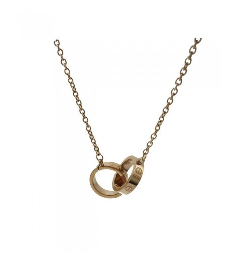 Baoli 1 4cm Double Necklace Jewelry