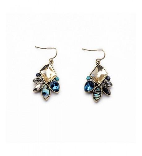 Fun Daisy Jewelry Multi Bead Earrings