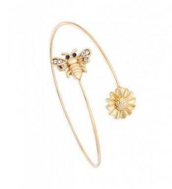 SENFAI Latest Flower Adjustable Bracelet