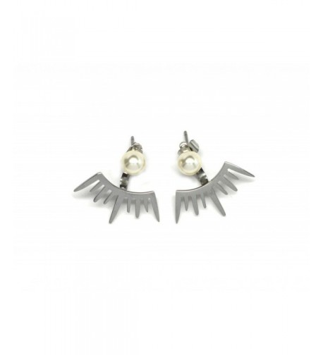 Miss Mozart Stainless Earring Jackets