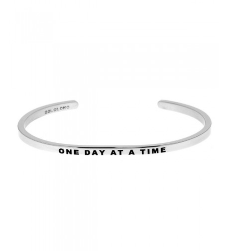 Mantra Phrase TIME Surgical Steel