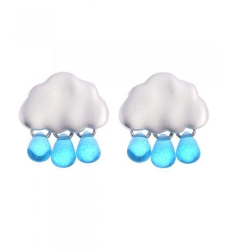 Helen Lete Lovley Cloud Earrings