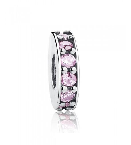 Kiss Eternity Sterling European Bracelet