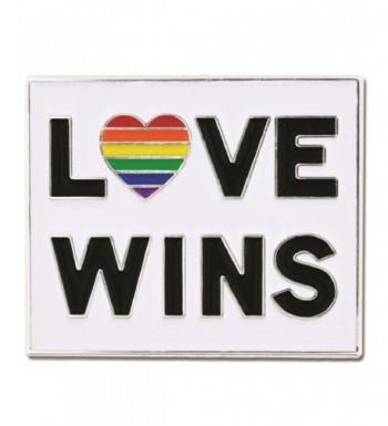 PinMarts Pride Rainbow Heart Enamel