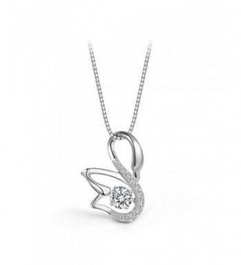 T400 Jewelers Swarovski Zirconia Necklace