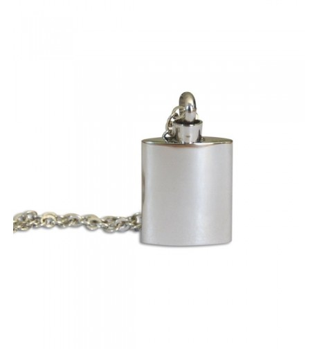Cremation Jewelry Capsule Pendant Necklace