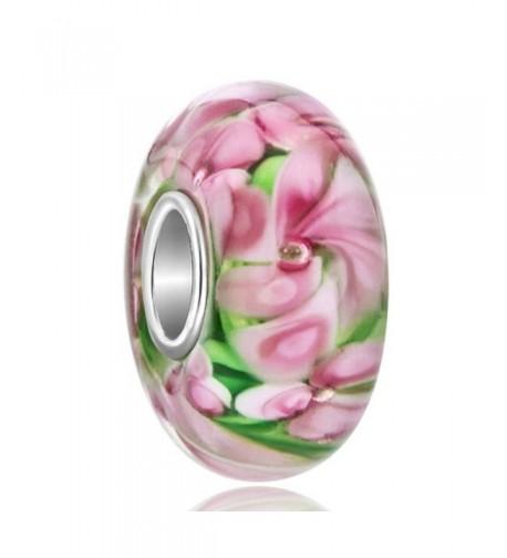 Locket Sterling Silver Spring Bracelet