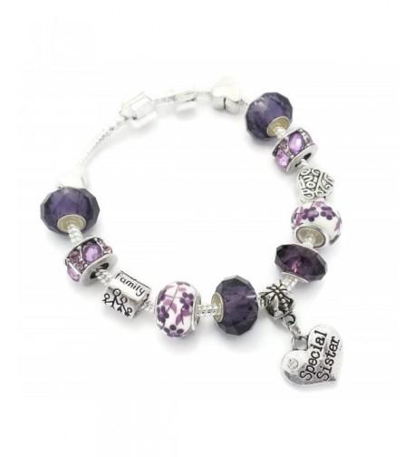 Purple Special Starter Bracelet European