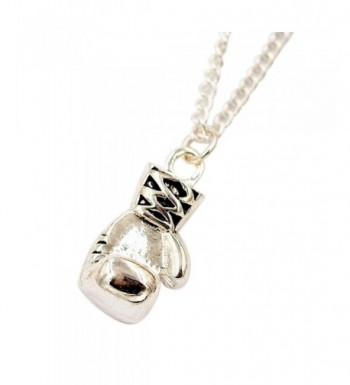 Susenstone Women Girl Necklace Silver