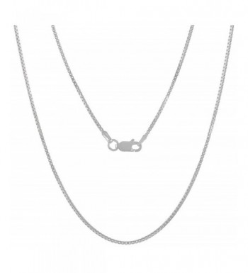 Sterling Silver Nickel Free Necklace inches