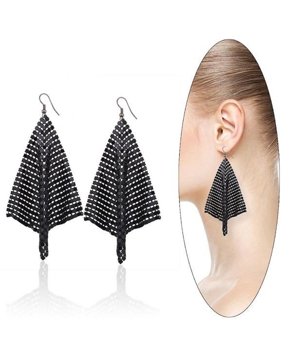 Eternity J Stylish Lightweight Earrings