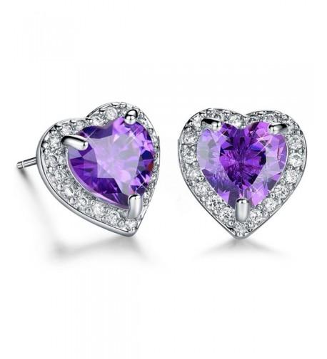 Zironia Earrings Valentines Birthday Girlfriends