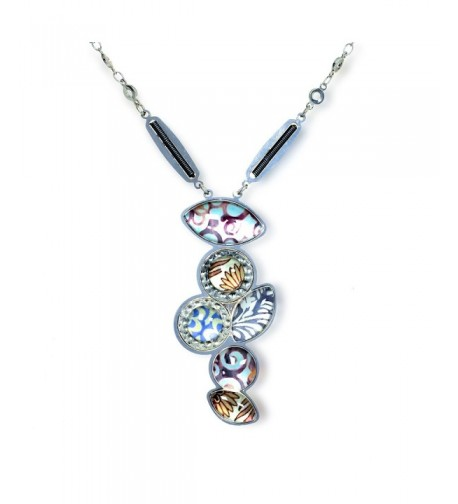 Frozen Margarita Necklace Artazia Spring Summer Collection