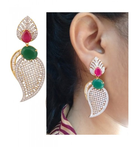 Swasti Jewels Fashion Statement Earrings