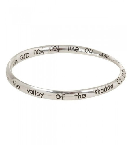 Heirloom Finds Silver Bangle Bracelet