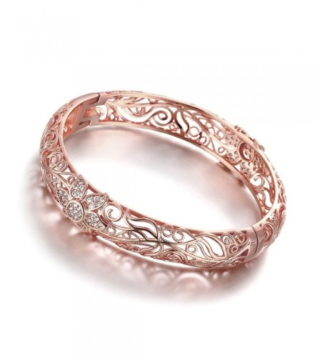 DILANCO Gold Plated Creative Elegant Bracelet