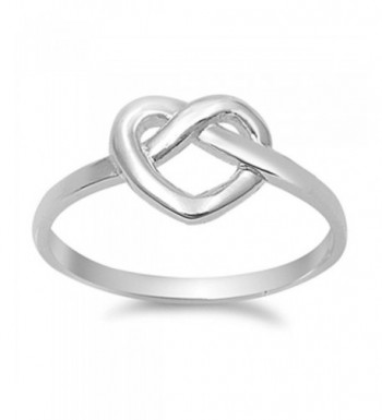 Womens Infinity Promise Sterling Silver