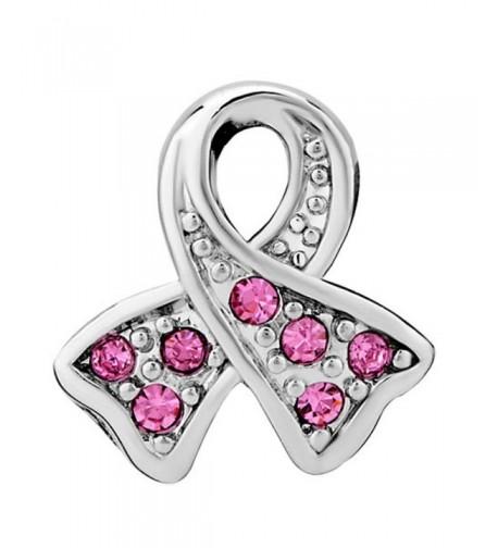 DemiJewelry Ribbon Breast Awareness Bracelet
