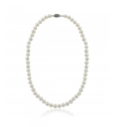 Pearlpro 6 5 7 0mm Freshwater Cultured Necklace