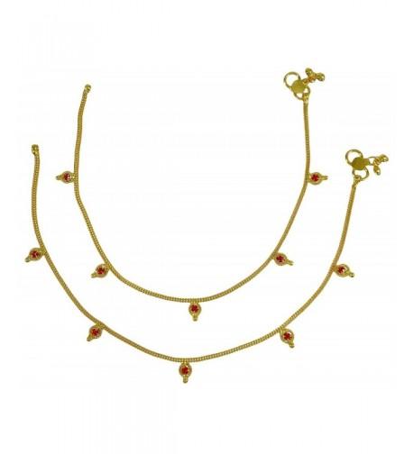 Banithani Traditional Goldtone Designer Jewelry