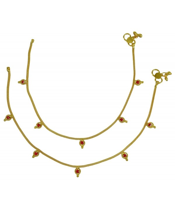 Banithani Traditional Goldtone Designer Jewelry