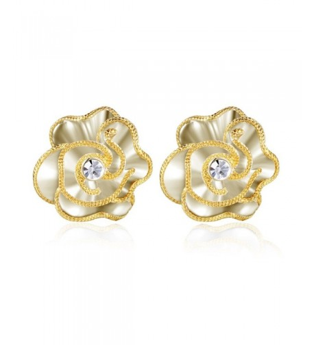 XZP Fashion Flower Earrings Jewelry
