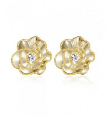 XZP Fashion Flower Earrings Jewelry