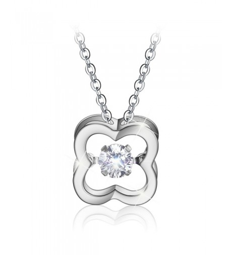 Menton Ezil Twinkling Diamonds Necklace