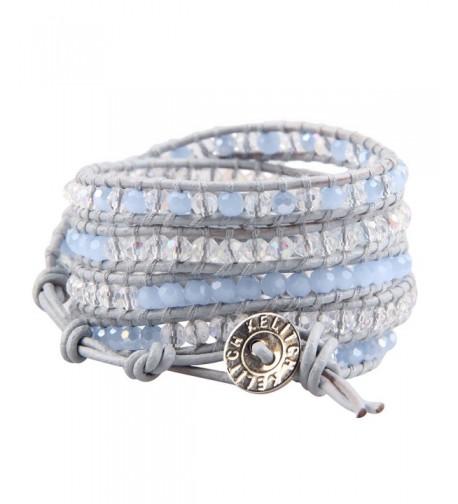 KELITCH Crystal Bracelet Bracelets Handmade