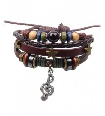 Exaggerated Fashion Jewelry Braided Bracelet