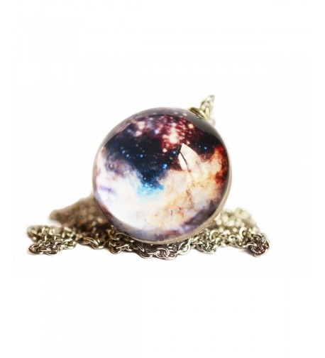 Universe Fashion Necklace Beautiful Handmade