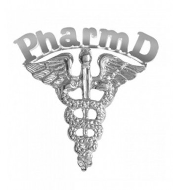 NursingPin Graduation Silver Doctor Pharmacy