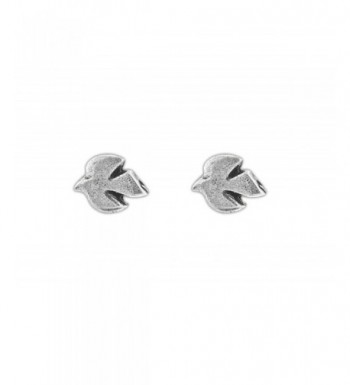 Bob Siemon 0 25 Pewter Earrings