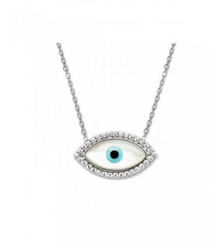 Sterling Silver Pendant Necklace Extender