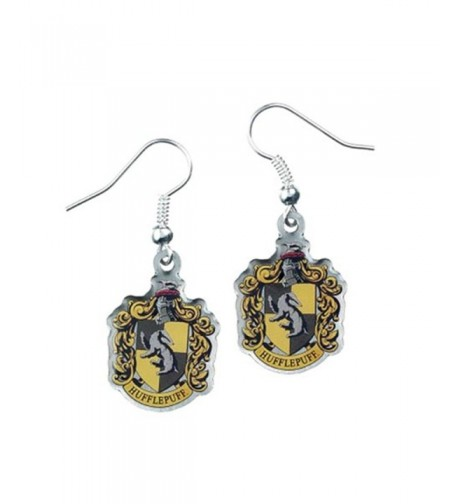 Official Harry Potter Hufflepuff Earrings