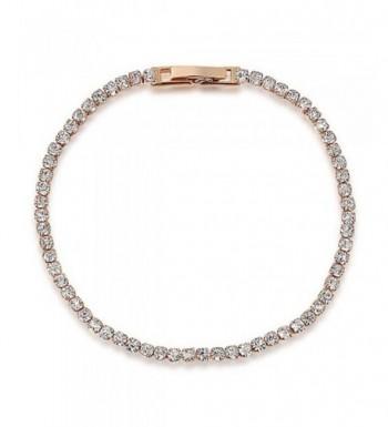 Aeici Jewelry Austrian Crystal Bracelet