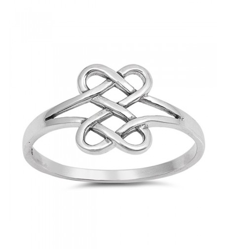 Infinity Forever Promise Sterling Silver