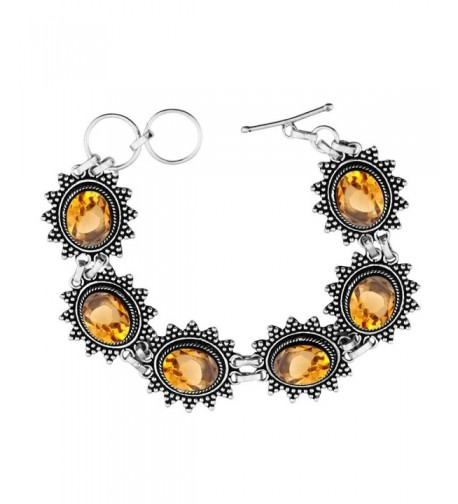Simulated Sterling Silver Handmade Jewelry