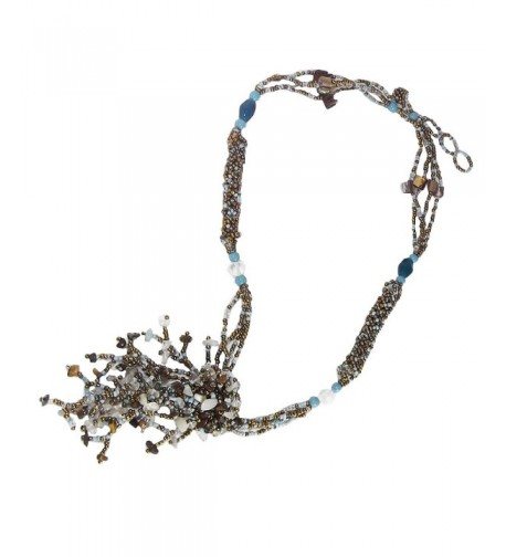 Ice Bijoux Turquoise Necklace Collection
