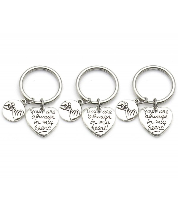 Promise Infinity Sisters Necklaces Keychain