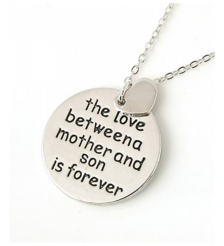 Between Mother Forever Necklace Shoppingbuyfaith