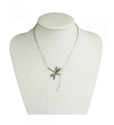 Charm L Grace Dragonfly Necklace Birthday