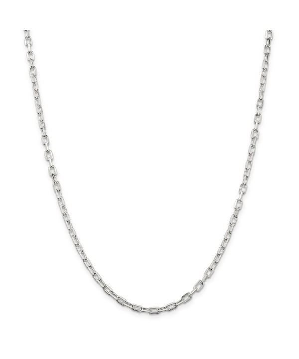 Sterling Silver 3 5mm Diamond Cut Necklace