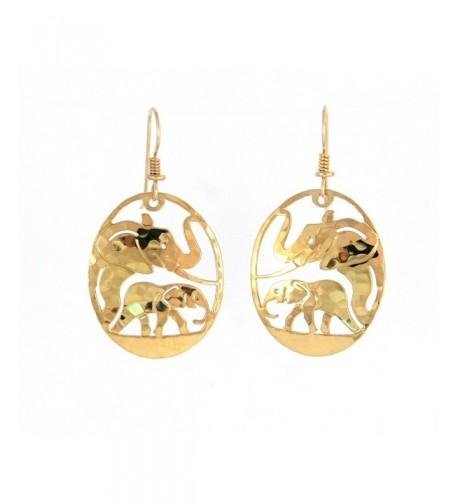 Wild Bryde Jewelry Elephant earrings