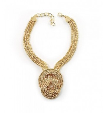 Egyptian Style Gold Choker Necklace